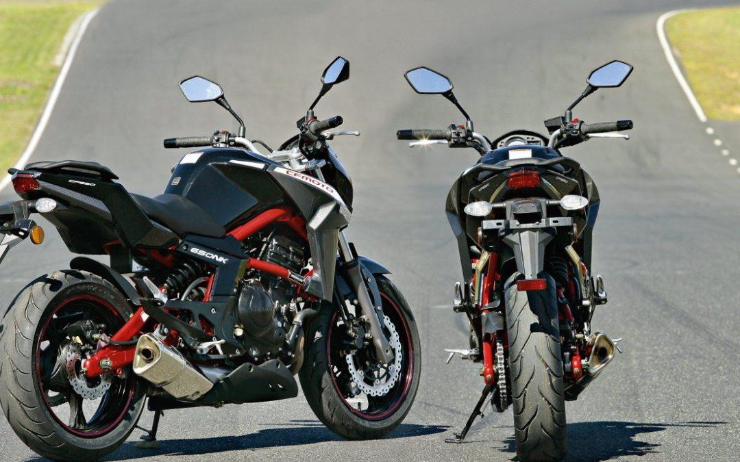 J.Juan lanza un sistema de frenos para motos de gran cilindrada