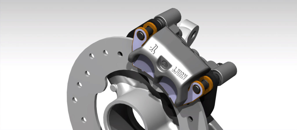 brake systems for side by side