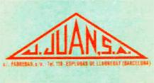 J.Juan y su historia en competición