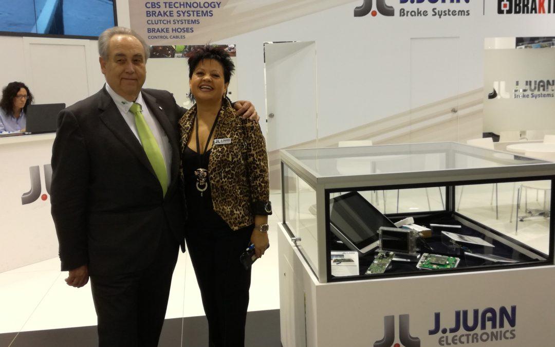 J.Juan presenta su nueva división electrónica: J.Juan Electronics