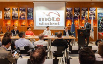 La V edición de MotoStudent se presentó en las instalaciones de J.Juan