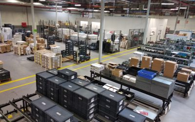 The new Sant Cugat plant is already fully operational