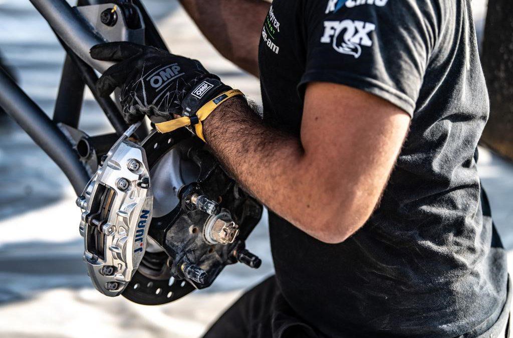 Los frenos de J.Juan conquistan las primeras 19 posiciones en la categoría Side by Side del Dakar 2019