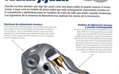 HOW IS AND WORKS THE RADIAL CALIPER OF J.JUAN ACCORDING TO SOLOMOTO