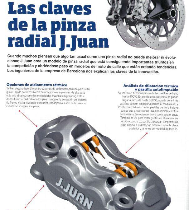 COMO ES Y FUNCIONA LA PINZA RADIAL DE J.JUAN SEGÚN SOLOMOTO