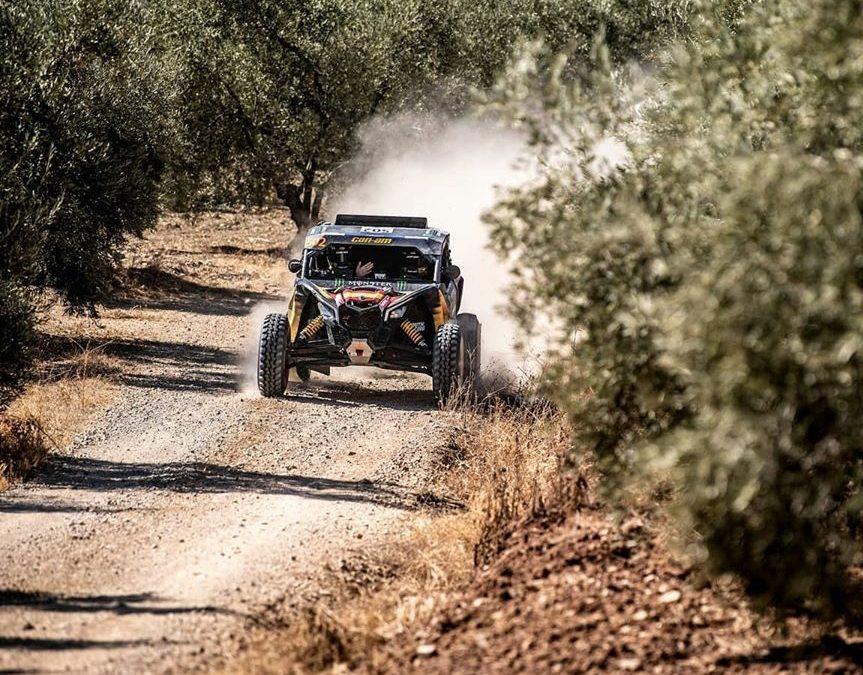 J.Juan domina la primera prueba Pre-Dakar en SxS