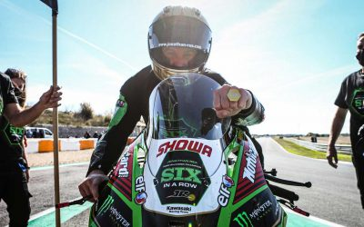 Rea wins his sixth consecutive world championship in SBK. All with J.Juan