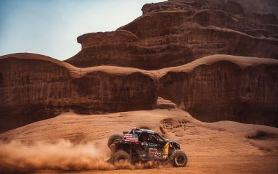 J.JUAN dominates the Dakar again